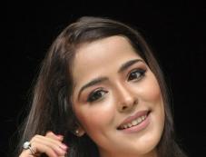 Priyanka Chabra at Athadu Aame O Scooter Movie Press Meet Photos