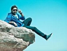 Saradh Reddy in Telugu Movie Eyy Photos