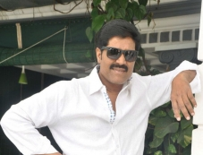 Sri Hari in White Shirt Photos