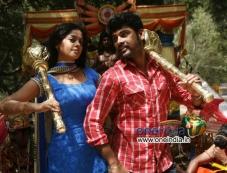 Vimal, Bindu Madhavi still from Tamil Movie Desingu Raja Photos