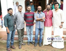 Actor Jayasurya at Punyalan Agarbathis Film Pooja Photos