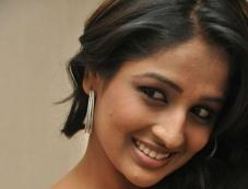 Amitha Rao at First Love Audio Launch. Photos