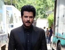 Anil Kapoor's 24 India tv show promotion on Jhalak Dikhhla Jaa 6 sets Photos