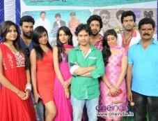 Kannada Film Brahma Vishnu Maheshwara Team Photos