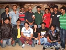 Movie Mamu Tea Angadi Press Meet Photos