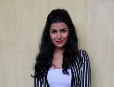Nimrat Kaur poses during her film The Lunchbox promotion Photos