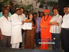Pooja Gandhi, Sachiva H. Anjineya, Director Aditya Chikkanna Photos