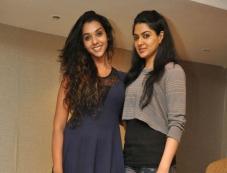 Anu Priya at Potugadu Success Meet Photos