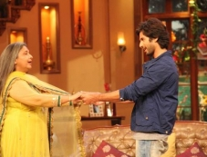 PPNH film promotion on the sets of Comedy Nights with Kapil Photos
