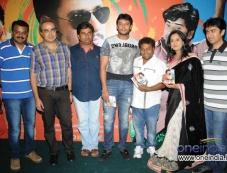 Rangayana Raghu, Darshan, Sadhu Kokila, Ashwini at Film Chaddi Dosth Press Meet Photos