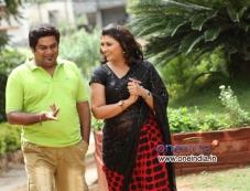 Rangayana Raghu and Neetu in Kannada Movie Ice Pice Photos