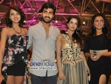 Aaradhana, Sharwanand, Anaika Soti and Madhu Shalini at Satya 2 Audio Launch Photos