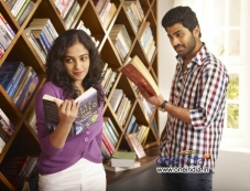 Sharwanand, Nithya Menon still from Yemito Ee Maya Movie Photos