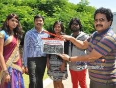 Telugu Movie Devudu Deyyam Manishi Launch Photos