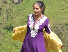 Actress Subhiksha in Kannada Movie Anjada Gandu Photos