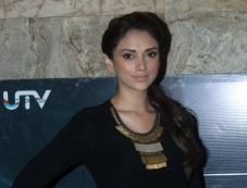Aditi Rao Hydari at film Shahid Special screening Photos