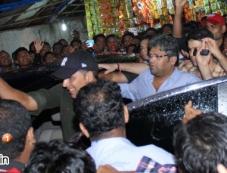 Akshay Kumar visited Gaiety Galaxy to watch his film Boss Photos