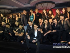 Celebs at Star Plus Nach Baliye 6 press meet Photos