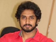 Chetan Chandra at Huchudugaru Film Promotes Photos