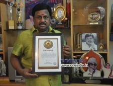 Lifetime Achievement Award for Ramarajan Photos