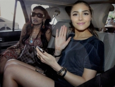 Miss Universe Olivia Culpo in Mumbai Photos
