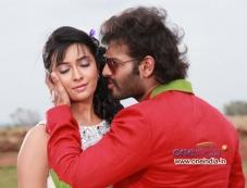 Radhika Pandit and Sumanth Shailendra in Kannada Movie Dilwala Photos