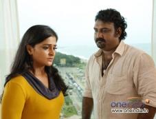 Remya Nambeesan and Shankar Ramakrishnan in Malayalam Movie Nadan Photos