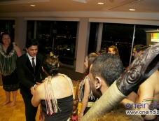Shahrukh Khan Being Warmly Welcomed With a Traditional Maori Greeting Photos