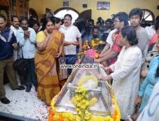 Srihari Death Condolence Meet Photos