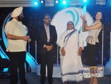 Sushmita Sen awarded Mother Teresa Memorial Award 2013 Photos