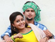 Arjun Lakshmi Narayan and Shritha Sivadas in Malayalam Movie Weeping Boy Photos