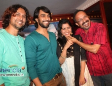 Arun Sagar, Anushree, B. Suresh Photos