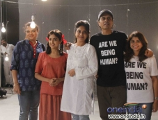 Celebs at the music video shoot of film Lakshmi Photos