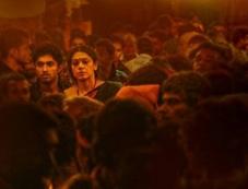 Dhyan Sreenivasan, Shobana in Malayalam Movie Thira Photos