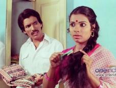 Kashinath and Umashri in Kannada Film Anubhava Photos
