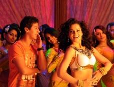 Paras Arora and Kangna Ranaut still from film Rajjo Photos
