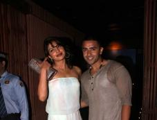 Priyanka Chopra attends Jay Sean's private dinner Photos