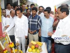 Puneeth Rajkumar at Film Chamber Celebrates Karnataka Rajyotsava Photos