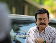 Saikumar in Malayalam Movie Mannar Mathai Speaking 2 Photos