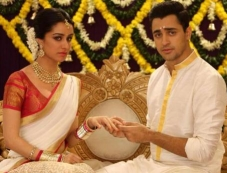 Shraddha Kapoor and Imran Khan still from film Gori Tere Pyaar Mein Photos