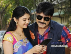 Srikanth and Kamna Jethmalani stills from Hunter Movie Photos