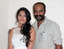 Sukrutha and Kishore at Jatta Film Success Meet Photos