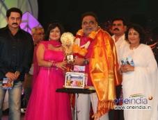 Suman, Priya Hassan, Ambareesh, Jayanthi at Smuggler Film Audio Release Photos
