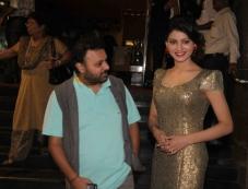 Urvashi Rautela at Singh Sahab The Great Special Screening Photos