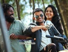 Vinayakan, Jayasurya, Aparna Nair in Malayalam Movie Seconds Photos