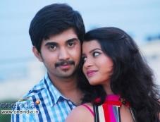 Virat and Pooja in Kannada Film 24 Karat Photos