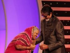Amitabh Bachchan at CNN-IBN's Senior Citizen Awards 2013 Photos