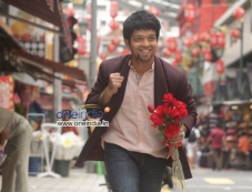 Arjun Lal in Malayalam Movie Asha Black Photos
