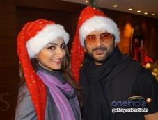 Arshad Warsi & Soha Ali Khan promote their film Mr Joe B. Carvalho at Le Meredian Hotel, Delhi Photos