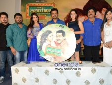 Mandy Takhar, Karthi, Hansika Motwani at Biriyani Film Audio Launch Photos